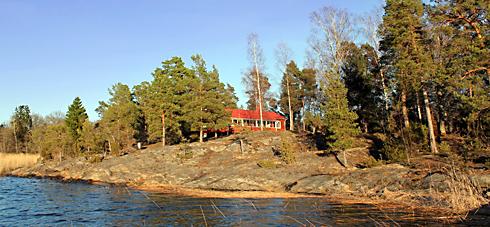 Ekuddens vandrarhem på Gålö