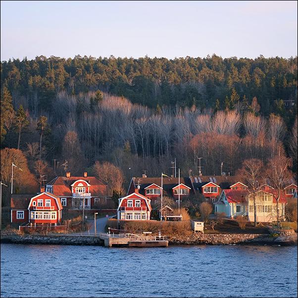 Blogg om Stockholms skärgård