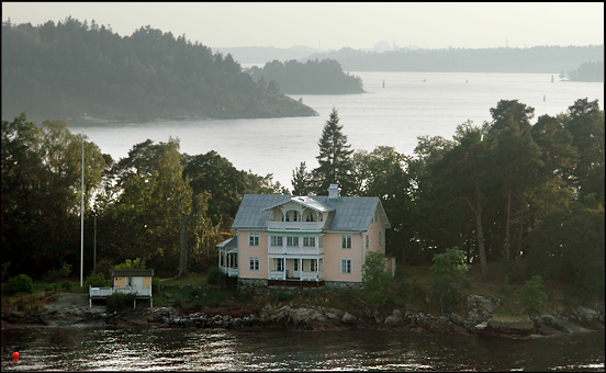 bästa hotell stockholms skärgård
